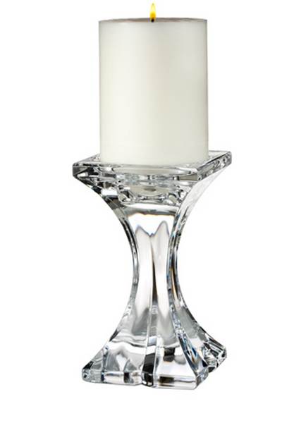 Marquis By Waterford Verano Pillar Crystal Candlestick 6""