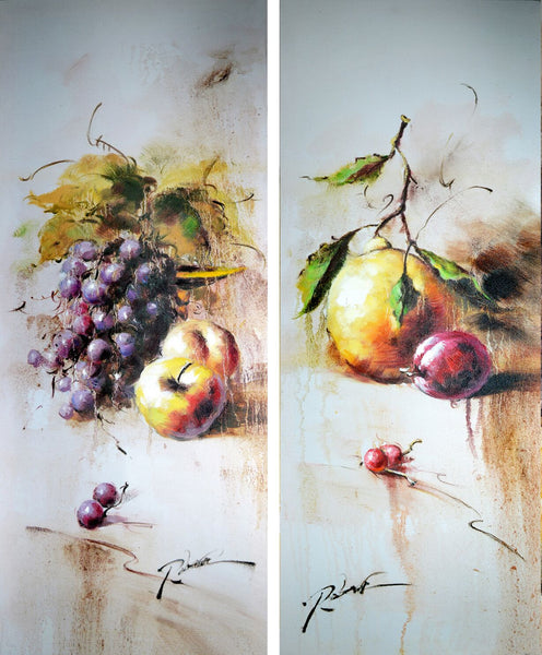 Fruit Oil Painting