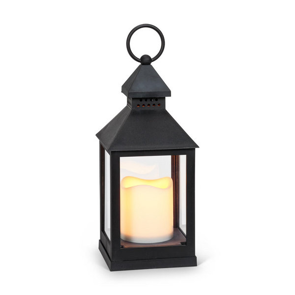 Black Decorative Lantern