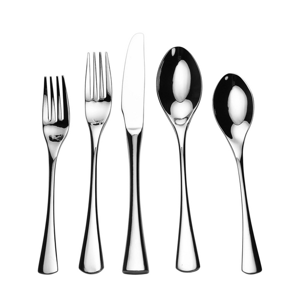 David Shaw Barcelona Stainless Steel Flatware Set