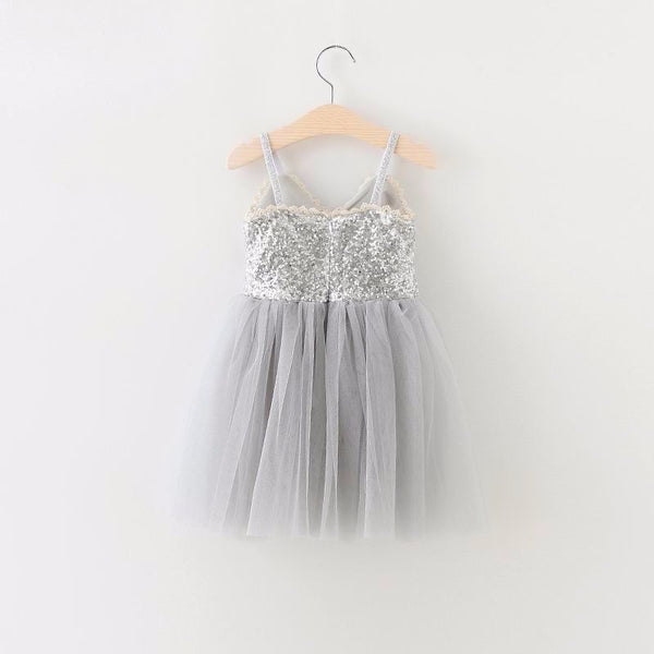 The Ava Dress - Gray - Nicolette's Couture