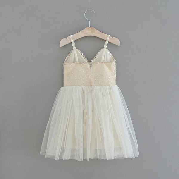 The Ava Dress - Cream - Nicolette's Couture