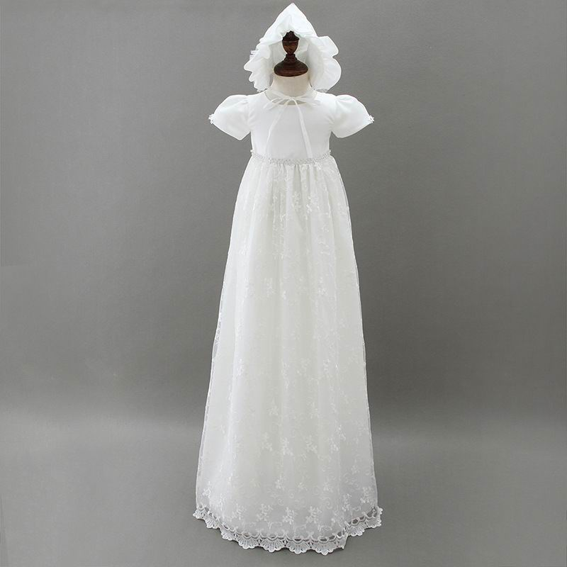 The Diana Christening Gown - Nicolette's Couture