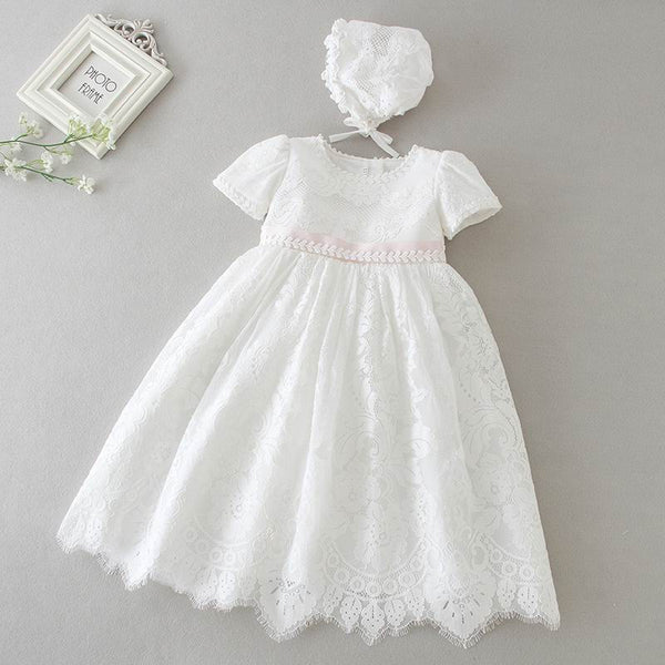 Eve Christening Gown