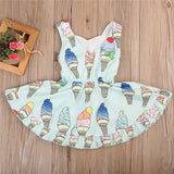 The Ice Cream Dress - Nicolette's Couture