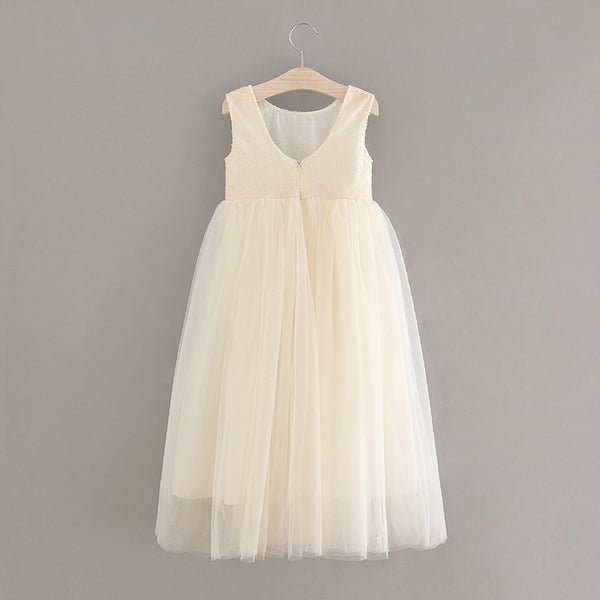The Dana Dress - Ivory - Nicolette's Couture