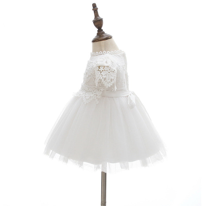 The Leah Christening Gown - Nicolette's Couture