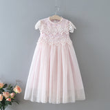 The Sienna Dress - Blush Pink - Nicolette's Couture