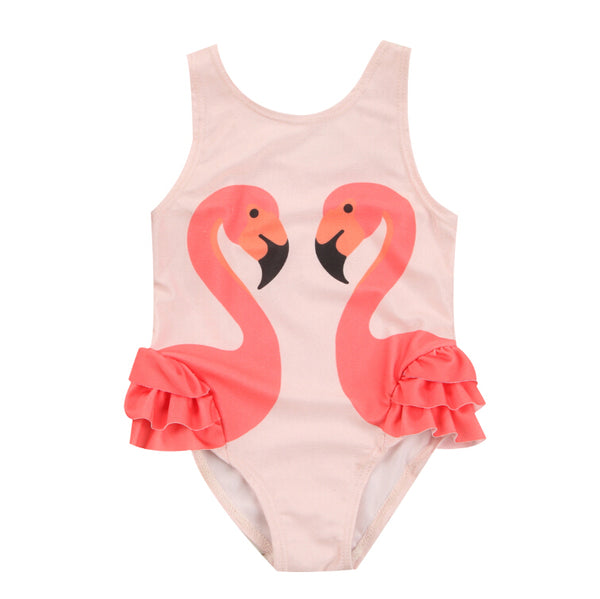 The Swan Swimsuit - Nicolette's Couture