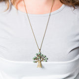 The Tree of Life Necklace - Nicolette's Couture