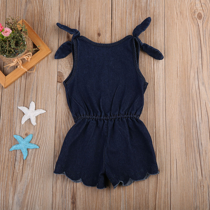 The Willa Romper - Nicolette's Couture