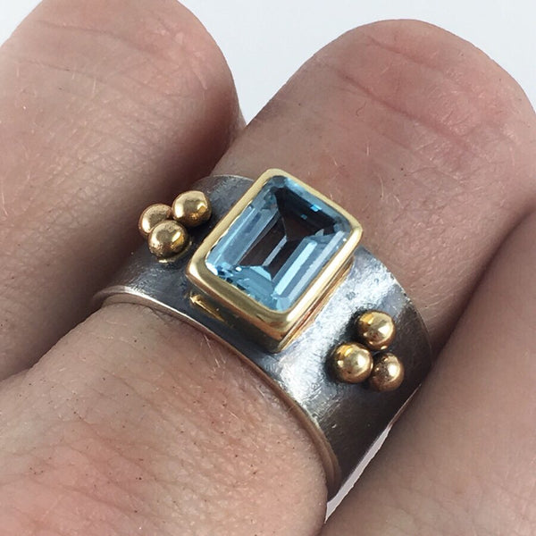 Custom Renaissance Ring