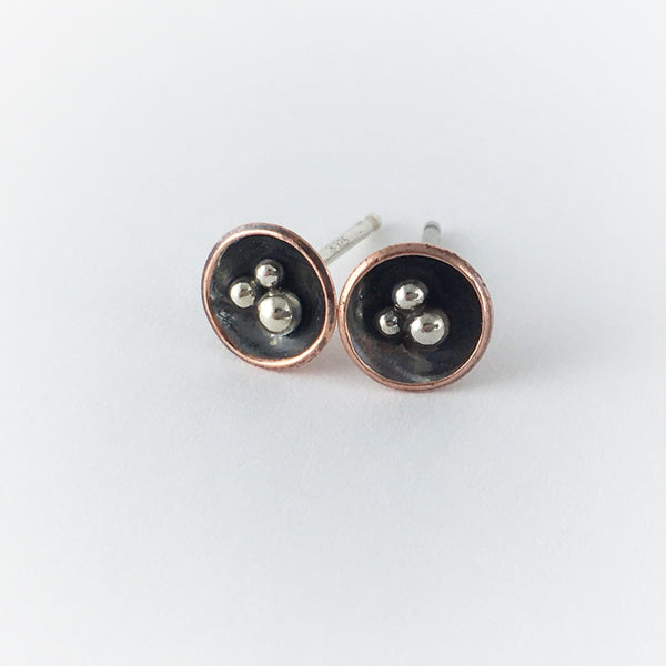 Nest Studs: Copper
