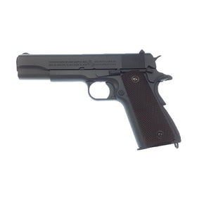 Cybergun Colt M1911A1 Full metal Co2 GBB Pistol-Pistols-Crown Airsoft