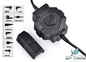 Z Tactical ZTAC Style Wireless PTT Z123 (Icom)-Combat Gear-Crown Airsoft
