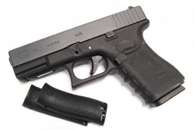WE Tech G series G19 GEN4 GBB Pistol(Black)-Pistols-Crown Airsoft