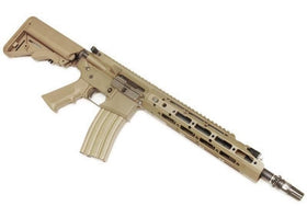 WE Tech Raptor GBB Rifle(Tan)-Rifles-Crown Airsoft