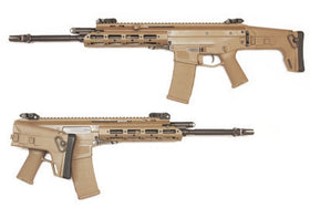 WE Tech MSK GBB Rifle (FDE)-Rifles-Crown Airsoft