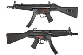 WE Tech Apache A2 GBBR (Black)-Rifles-Crown Airsoft
