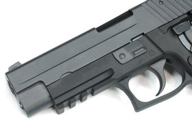 WE Tech MK25 GBB Pistol(Black)-Pistols-Crown Airsoft