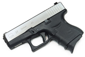 WE-Tech G Series G27 Gen 4 (Silver)-Pistols-Crown Airsoft