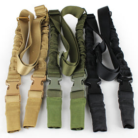 Crown Tactical Two Point Sling (Tan)-Tactical Gear-Crown Airsoft