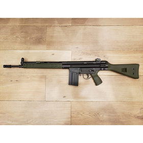 H&K (WE) LICENSED H&K G3A3 GBB RIFLE-Rifles-Crown Airsoft