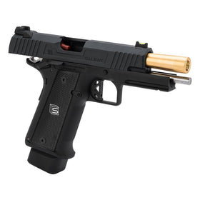 EMG / SALIENT ARMS INTERNATIONAL SAI 2011 DS PISTOL (4.3 / STEEL)-Pistols-Crown Airsoft