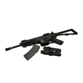 RBK PDW AEG rifle(Black)-Rifles-Crown Airsoft