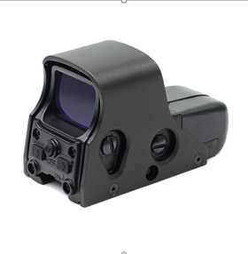 BOG 551 SSR 0001 Holo Reflex Sight (Black)-Scopes & Optics-Crown Airsoft