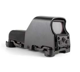 BOG 553 SSR 0009 Holo Reflex Sight (Black)-Scopes & Optics-Crown Airsoft