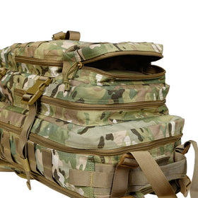 3P Tactical Backpack-Bags & Packs-Crown Airsoft