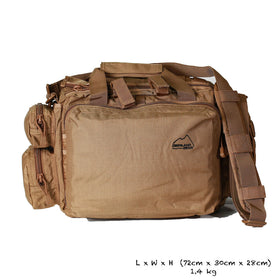 Nylon Tactical Briefcase-Bags & Packs-Crown Airsoft