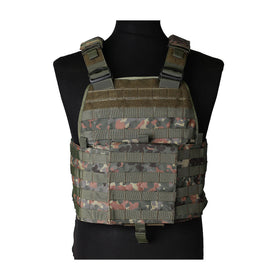 Nylon Lightweight MOLLE Body Armor-Combat Gear-Crown Airsoft