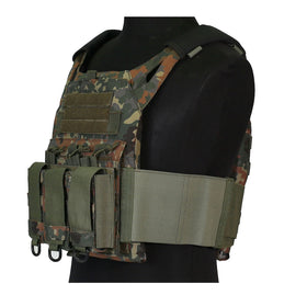 Nylon Lightweight Plate Carrier-Combat Gear-Crown Airsoft