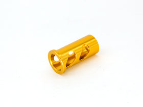 AIP Aluminum Recoil Spring Guide Plug For Hi-capa 4.3 -Gold-Recoil &Related-Crown Airsoft