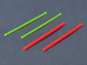 AIP Fiber Optic (Red 2mm , Green 1.5mm)-Sight & Mount-Crown Airsoft