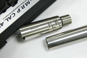 Guarder Stainless Outer Barrel for MARUI/KJ HI-CAPA 5.1-Outer Barrel-Crown Airsoft
