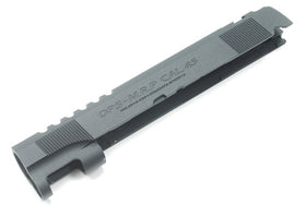Aluminum Custom Slide for MARUI Golden Match 5.1 (MARUI OPS)-Internal Parts-Crown Airsoft