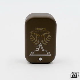C&C TT STYLE MAGAZINE PAD SHORT TM GLK DDC-Magwell-Crown Airsoft