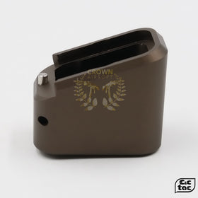 C&C DDC L MAGPAD-Magwell-Crown Airsoft