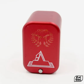 C&C RED L MAGPAD-Magwell-Crown Airsoft