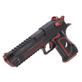 Cybergun / WE Desert Eagle L6 .50AE GBB Pistol ( Dead Pool )-Pistols-Crown Airsoft