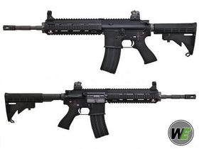 WE Tech 888-4168 GBBR (Black)-Rifles-Crown Airsoft