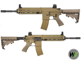 WE Tech 888-4168 GBBR (Tan)-Rifles-Crown Airsoft