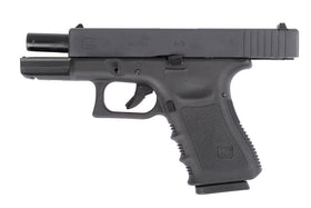 WE Tech G series G19 GBB Pistol(Black)-Pistols-Crown Airsoft