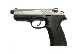 WE Tech Bulldog GBB Pistol (Chrome Two tone)-Pistols-Crown Airsoft