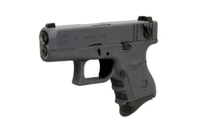 WE Tech G series G26 GBB Pistol (Black)-Pistols-Crown Airsoft