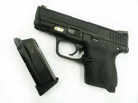 WE Tech Little Bird GBB Pistol (Black)-Pistols-Crown Airsoft