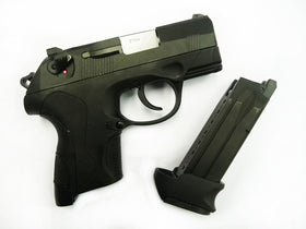 WE Tech Bulldog Compact GBB Pistol Black-Pistols-Crown Airsoft